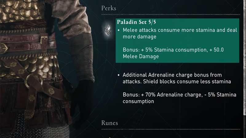 paladin armor siege paris