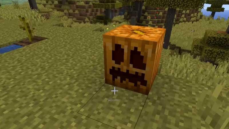 pumpkin minecraft