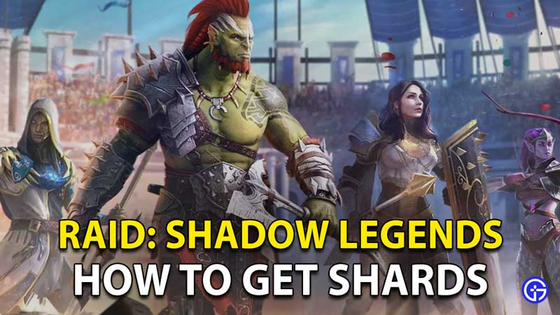 Raid Shadow Legends Void Shards
