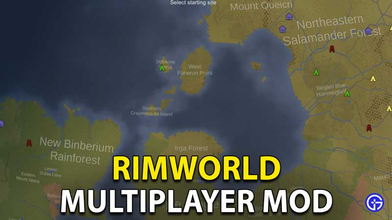 RimWorld Multiplayer: How To Download, Install And Use Mod