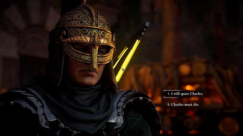 Siege of Paris Kill or Spare Charles