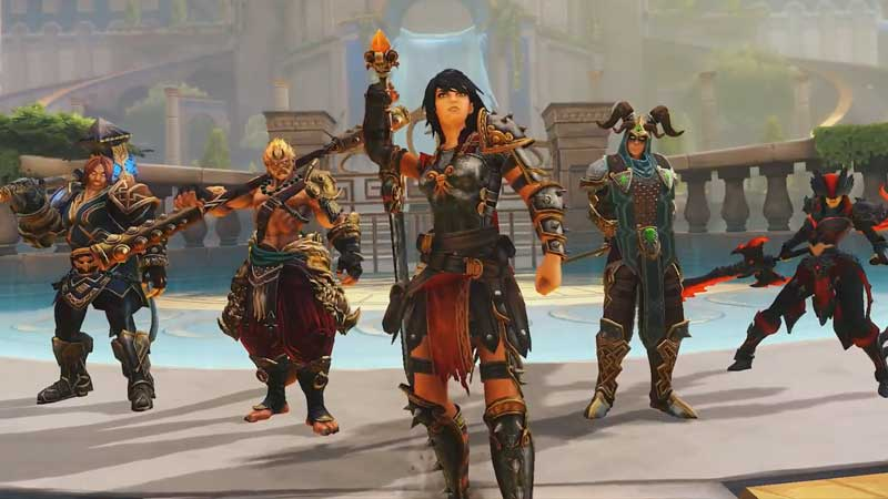 SMITE Crossplay: Connect Across Multiple Platforms With Friends