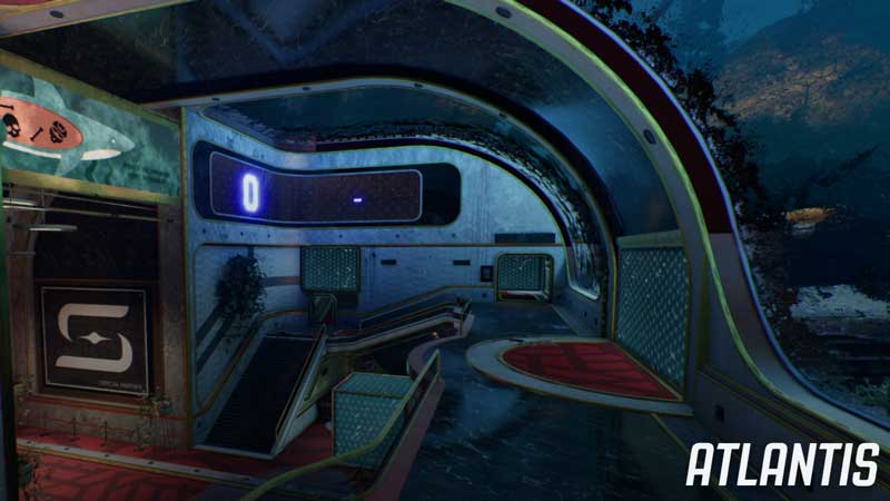 Splitgate Maps And Arenas