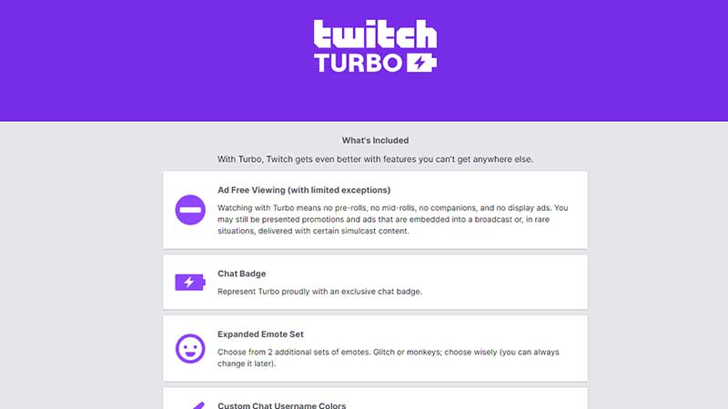 twitch turbo block ads