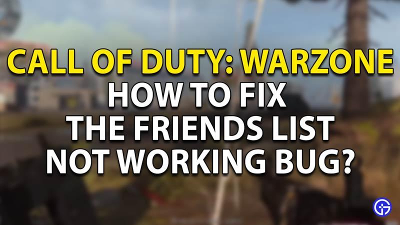 warzone-friends-list-not-working-fix