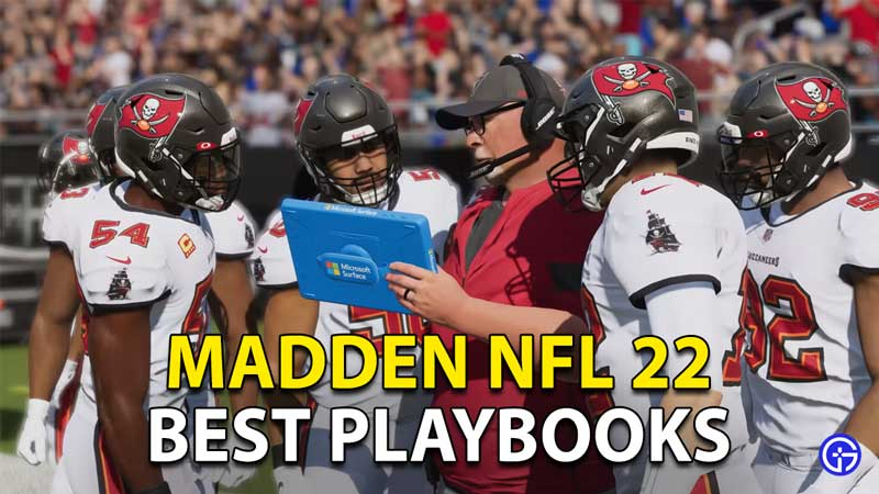 Madden 22 NFL: Best Playbooks For Offense And Defense