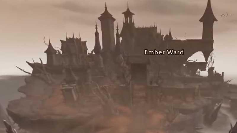 WoW Shadowland Ember Ward