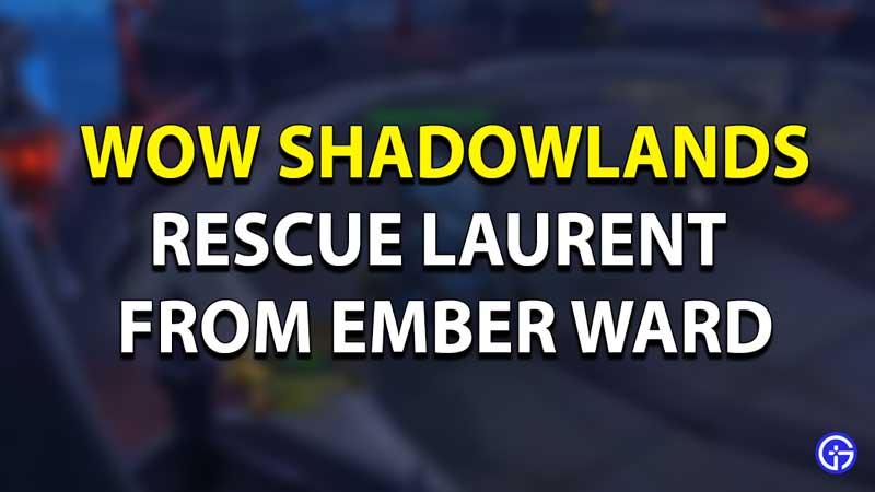 WoW Shadowland Laurent Guide