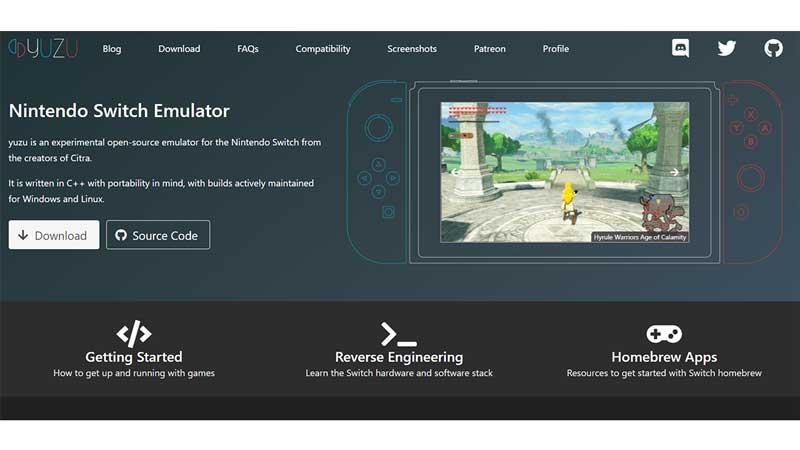nintendo switch pokemon sword and shield emulator