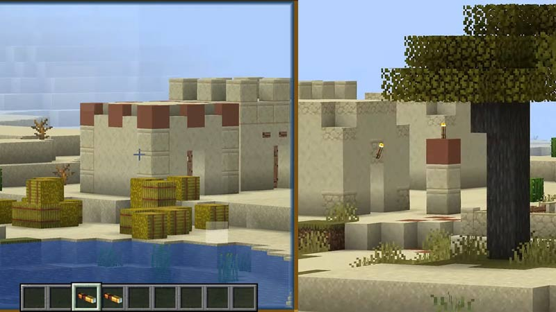 zooming in minecraft