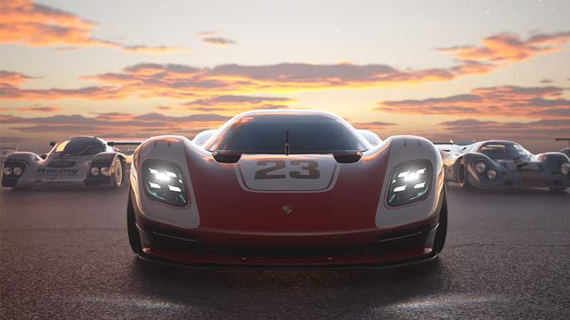 Car List Gran Turismo 7 2021 2022