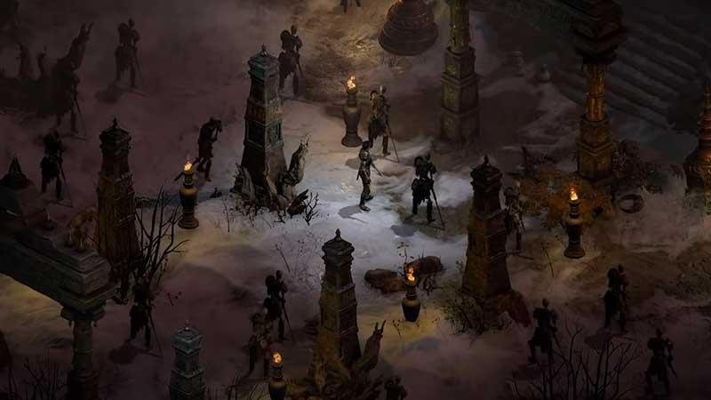 Diablo 2 Resurrected Failed To Initialize Graphics Device crashing