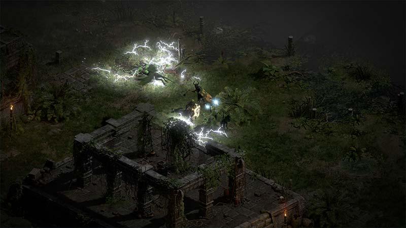 Diablo 2 Resurrected Sockets