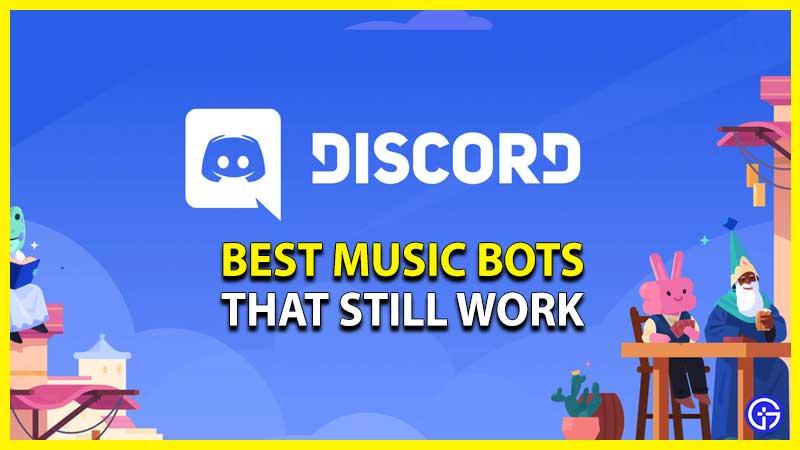 Discord Music Bots That Still Work