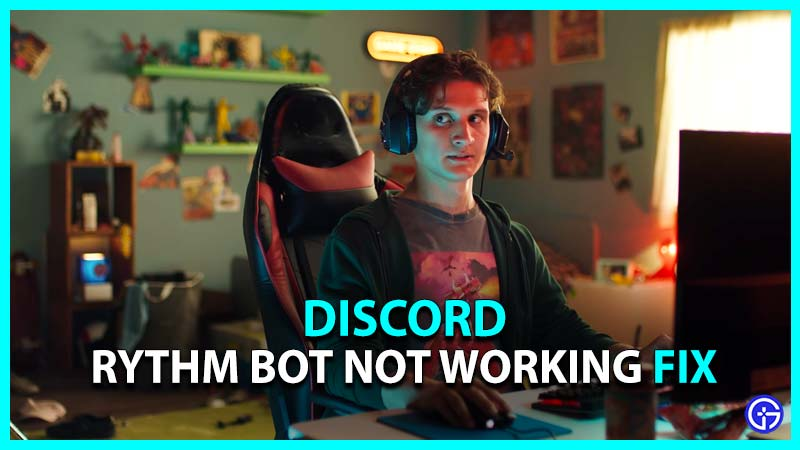 Discord Rythm Bot Not Working Fix