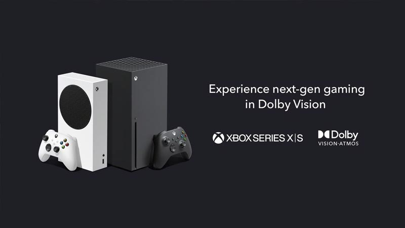 Dolby Vision Xbox Series X S