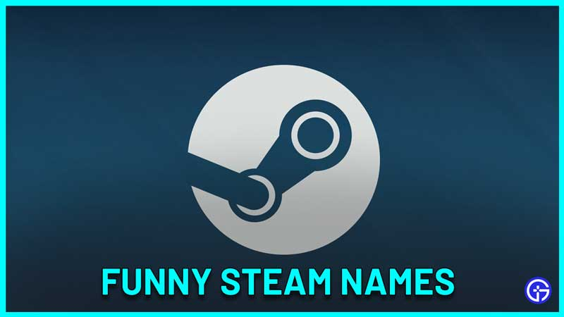 Funny Steam Names