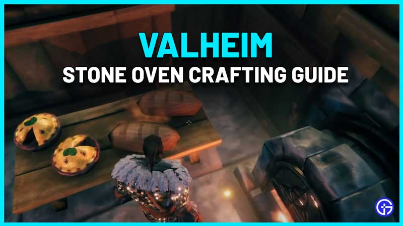How To Make A Stone Oven In Valheim