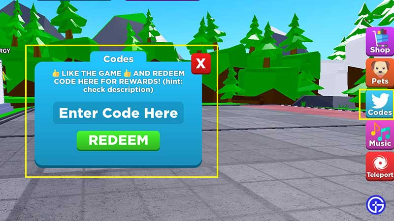 how to redeem Super Strong Simulator Codes