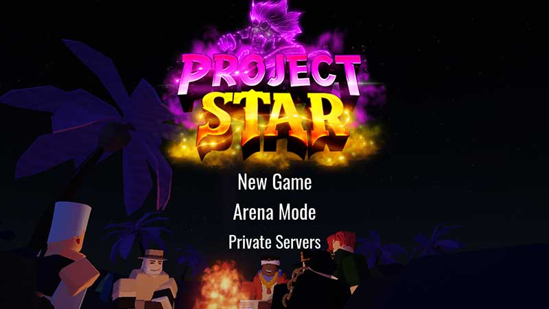 how to join a private server project star