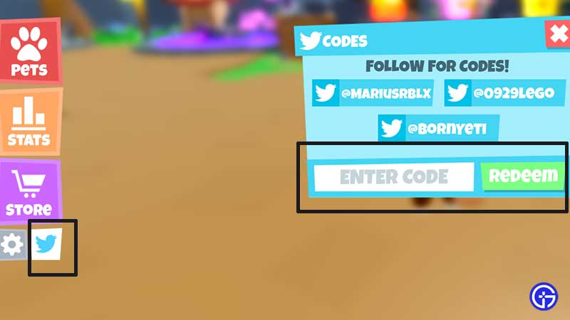 CaveWorld Codes Roblox how to redeem