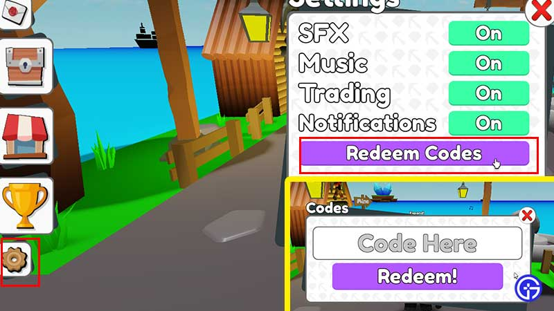 how to redeem Manic Mining Codes Roblox