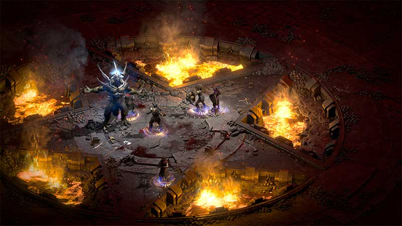 How to Trade in Diablo 2 Resurrected Trading