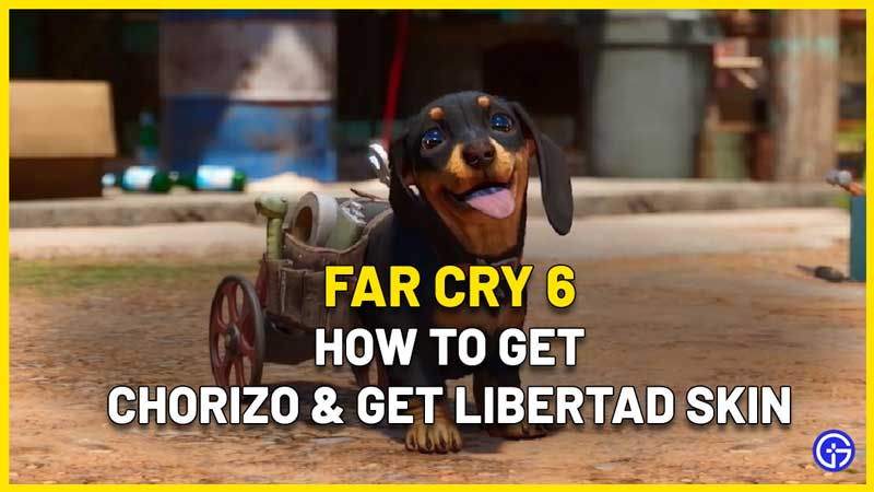 How to Unlock and Get Chorizo in Far Cry 6