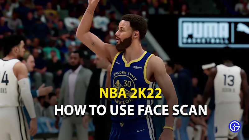 How to Use NBA 2K22 Face Scan using Mobile App