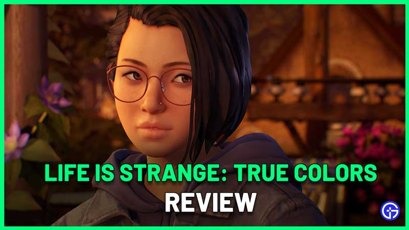 Life Is Strange True Colors ps4 review