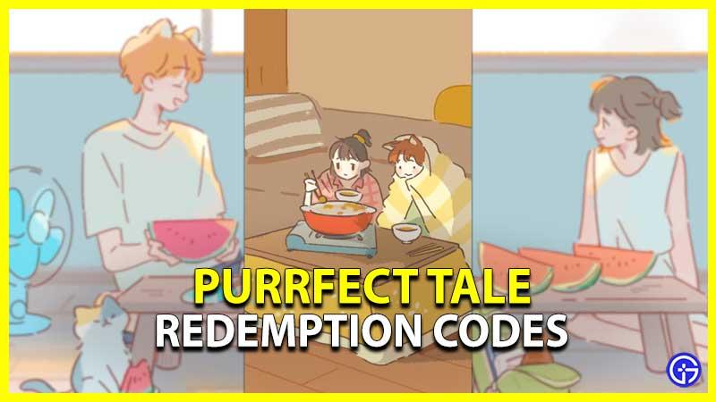 Purrfect Tale Redemption Codes