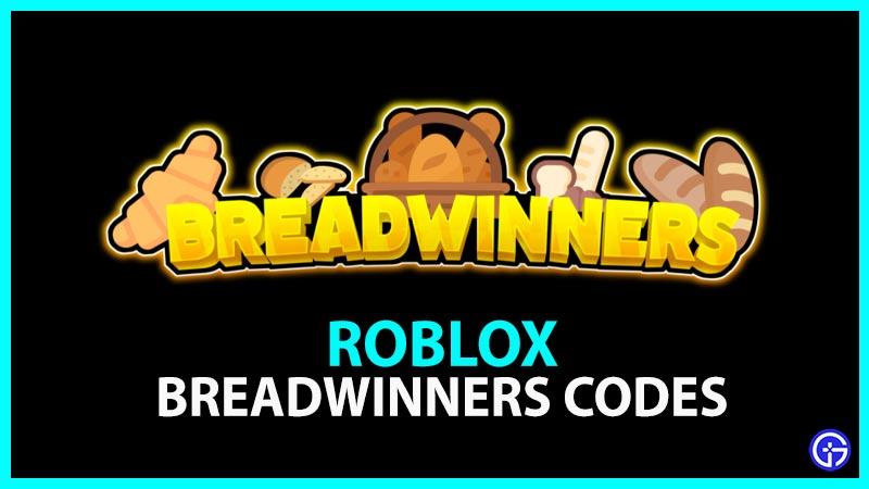 Breadwinners Codes
