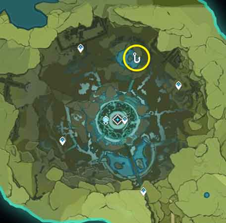 Spot Fishing Locations Genshin Impact 02