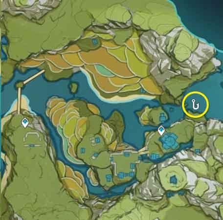 Spot Fishing Locations Genshin Impact 05