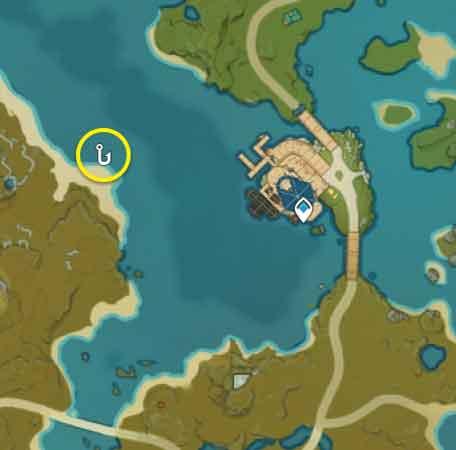 Spot Fishing Locations Genshin Impact 07