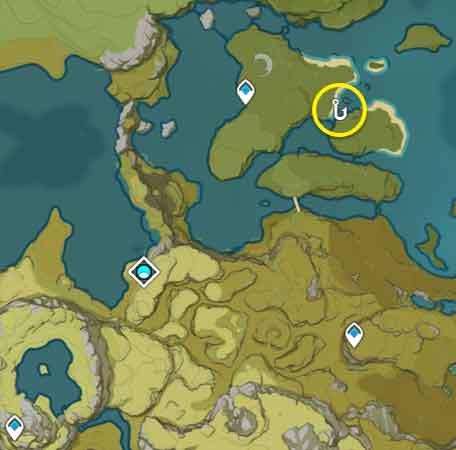 Spot Fishing Locations Genshin Impact 09