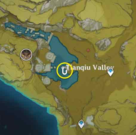 Spot Fishing Locations Genshin Impact 12
