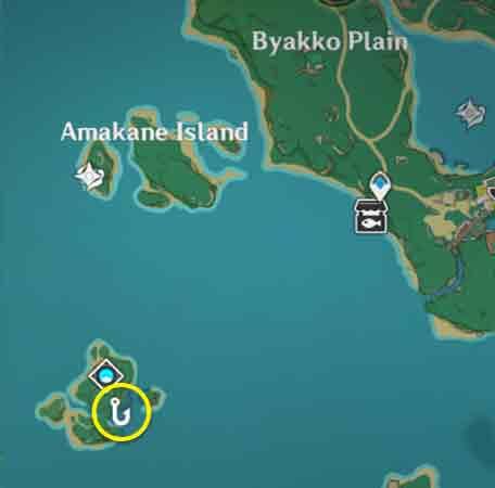 Spot Fishing Locations Genshin Impact 15