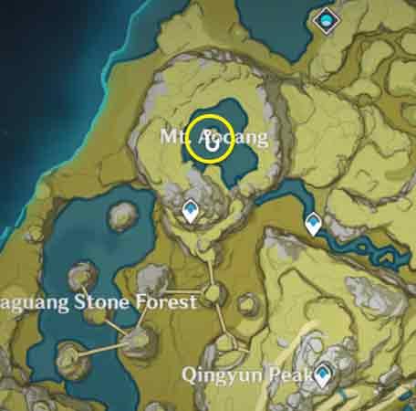 Spot Fishing Locations Genshin Impact 22