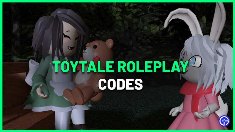 Toytale Roleplay Codes Roblox