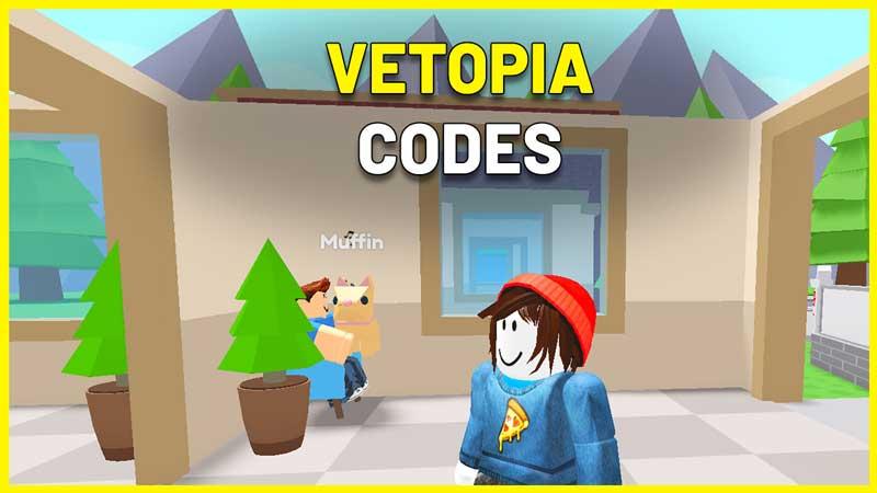 Vetopia Codes Roblox vet tycoon