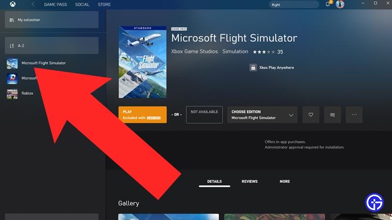Xbox Microsoft Flight Simulator 2020