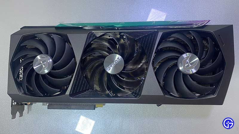 ZOTAC GeForce RTX 3070 Ti AMP Extreme Holo Review