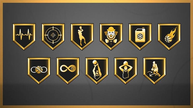 badges in nba 2k22