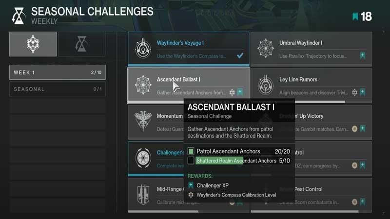 ballast 1 bug fix ascendant