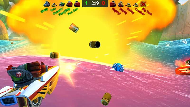 battle bay best mobile moba games