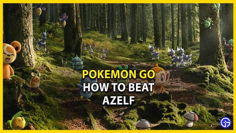 pokemon go how to beat and catch azelf