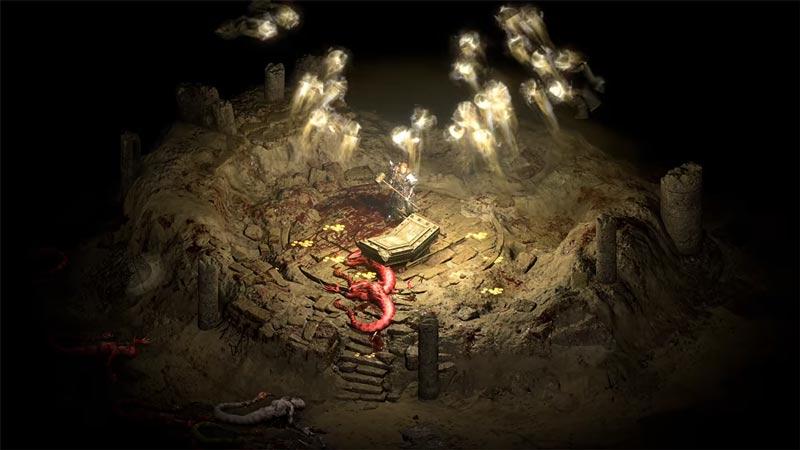 diablo 2 resurrected best mercenary guide