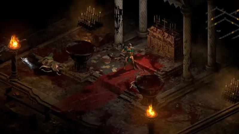 Diablo 2 Resurrected Sorceress Stats: Best Stat Effects And Skills