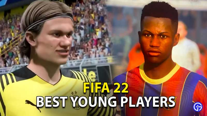 best young players in fifa 22